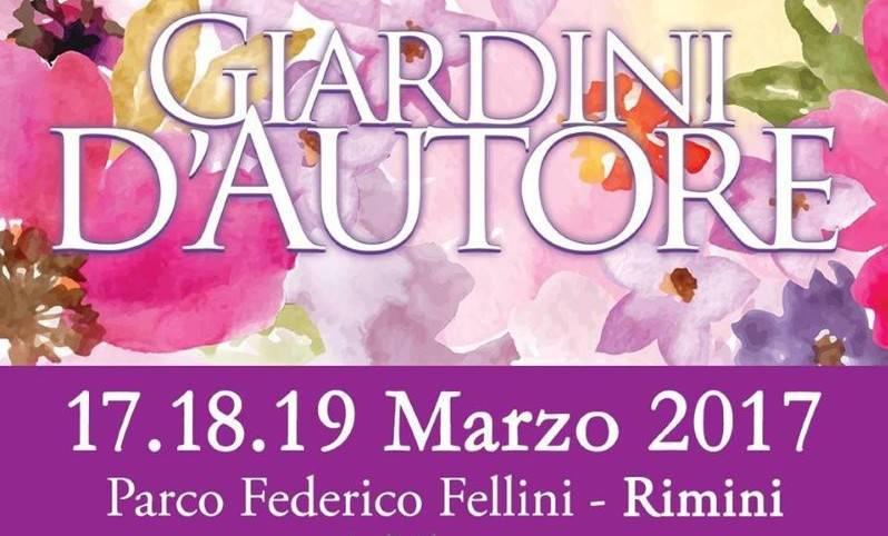 Torna Giardini d'Autore al Parco Fellini