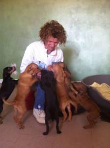 i cuccioli di Scintilla