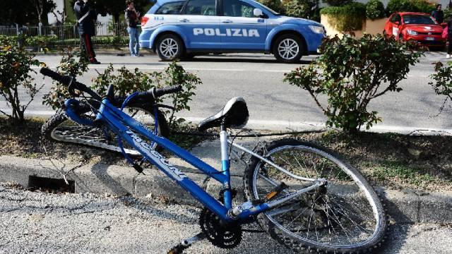 Investito in bici a Villa Verucchio, ragazzino al Bufalini
