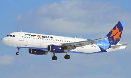 ISRAIR, ad aprile i primi voli su Rimini