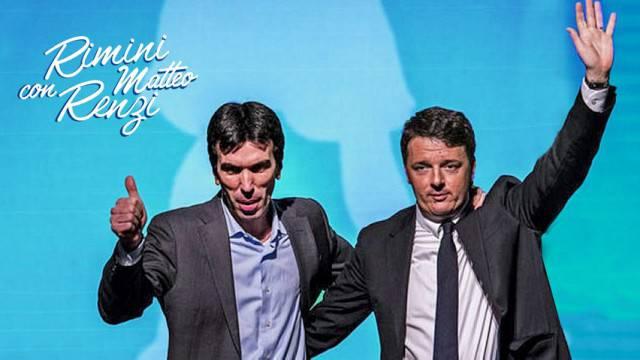 Verso le primarie. Renzi al 57,6%. Venerdì il ministro Martina a Rimini