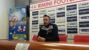 Alessandro Mastronicola alla vigilia di Rimini-Marignanese