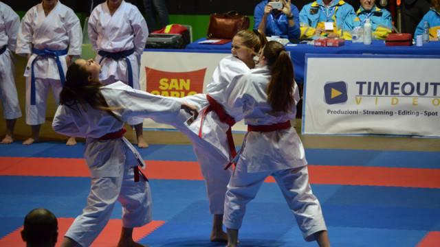 adidas karate italia