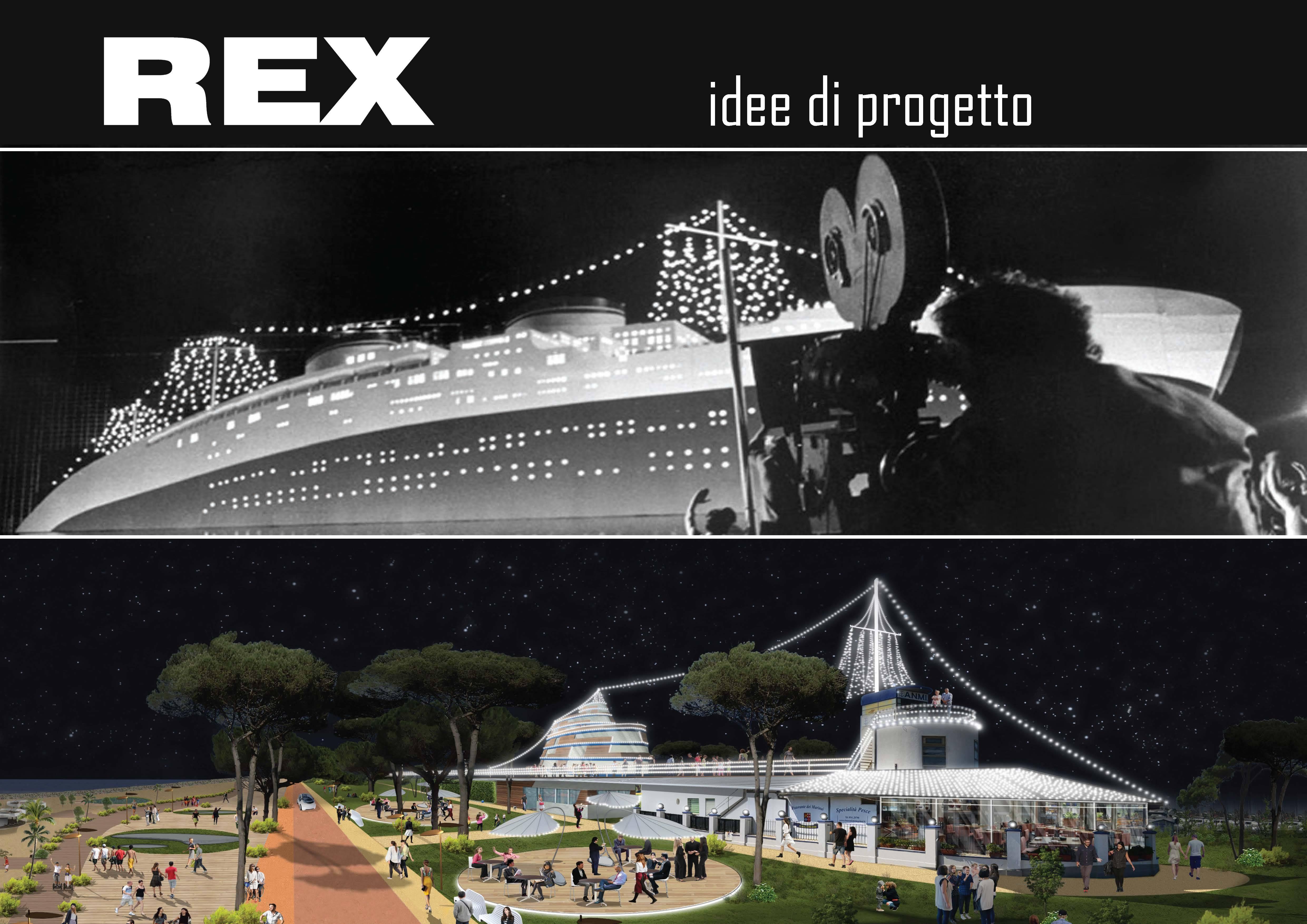Progetti tra porto e lungomare: nasce il consorzio Rex