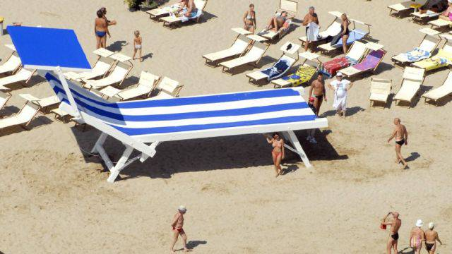 """il progetto """"Ritorno alla spiaggia"""" (foto Riviera di Rimini"""