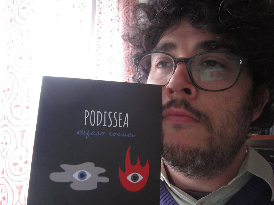 """""""Parola di scrittore"""" riparte con """"Podissea"""" di Stefano Rossini"""