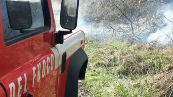 incendio poggio torriana