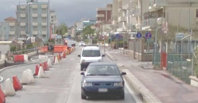 Bus deviati per lavori PSBO a Viserbella, attivata navetta