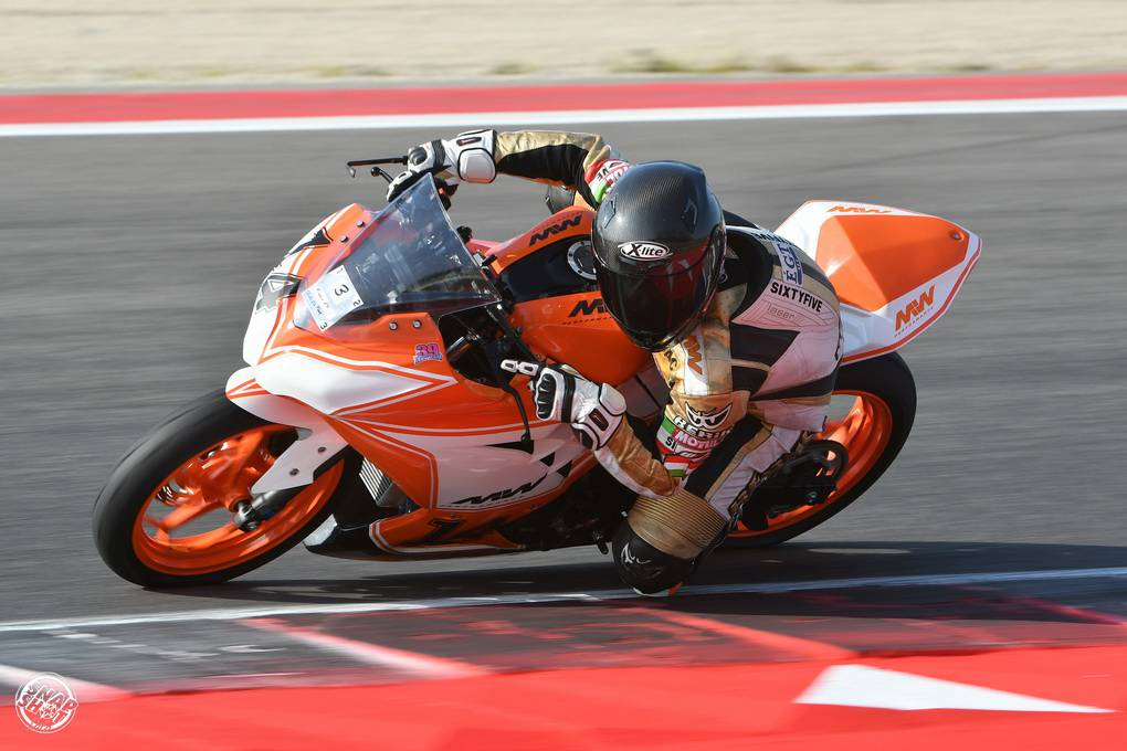KTM Track'n Test