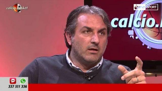 Il DS del Rimini, Pietro Tamai, ospite a Calcio.Basket
