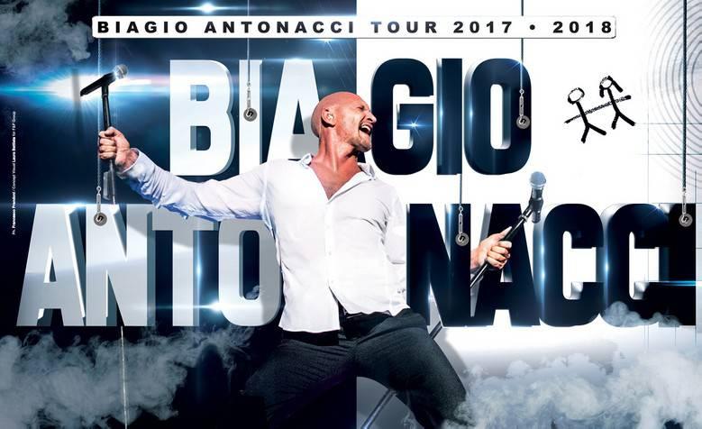 A dicembre Biagio Antonacci torna al 105 Stadium