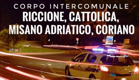 Il Corpo Intercomunale di Polizia Municipale sbarca su Twitter