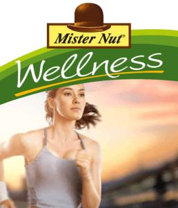 La linea Mister Nut Wellness