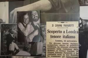 Casa Museo Pavarotti a Modena
