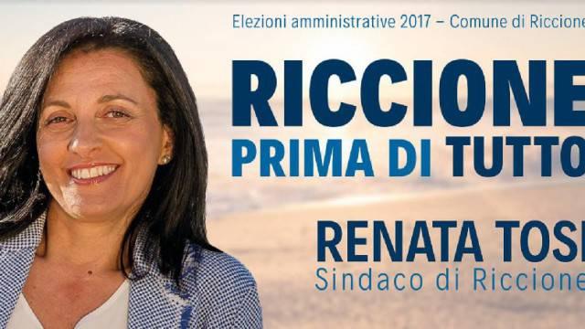 """""""Riccione, prima di tutto"""". La Tosi promette campagna non urlata"""