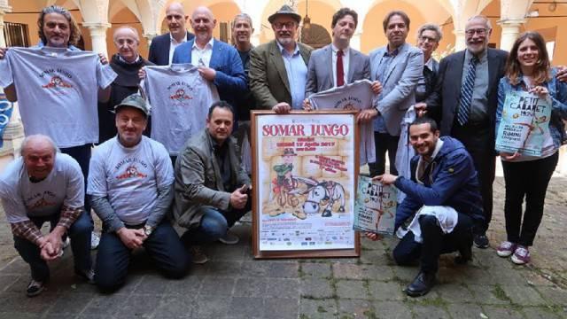 Per Pasquetta torna il Somar Lungo con visita al Museo