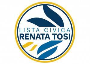 il logo della lista Renata Tosi