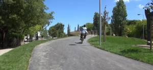 l'accesso lato monte (Newsrimini.it)