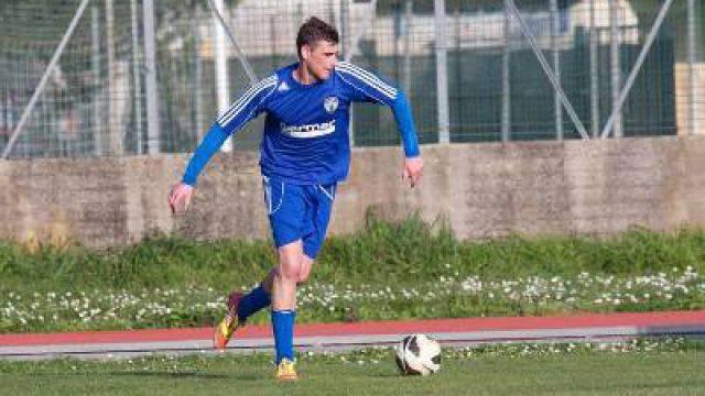 Filippo Vergoni in campo