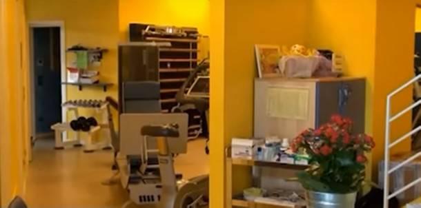 Il centro di riabilitazione Fisiokinetica