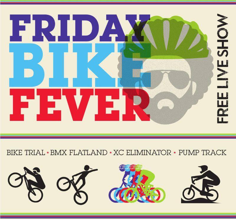 Friday Bike Fever