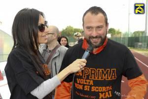 Nicolini intervistato da Silvia Pedini