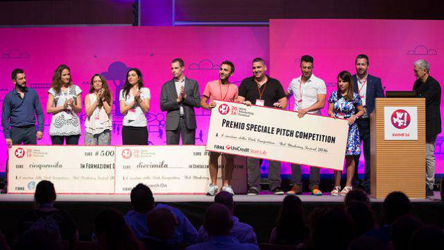 Al Web Marketing Festival torna la Startup Competition