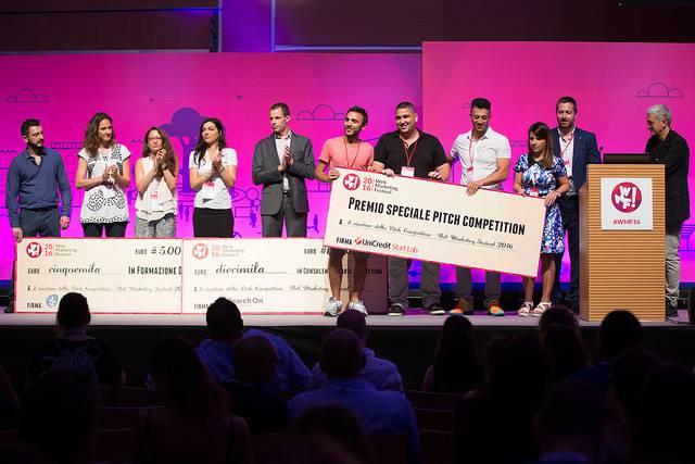 Al Web Marketing Festival torna la Startup Competition