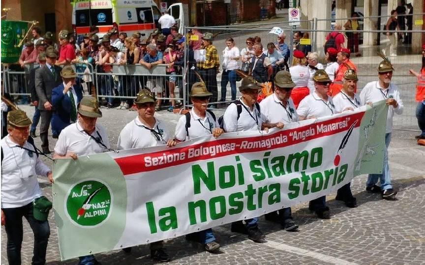 Rimini candidata dagli Alpini come sede dell'adunata nazionale 2020