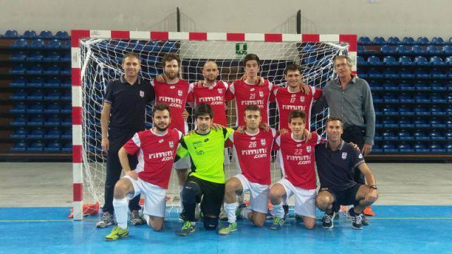 Calcio a 5 Rimini, Mantova