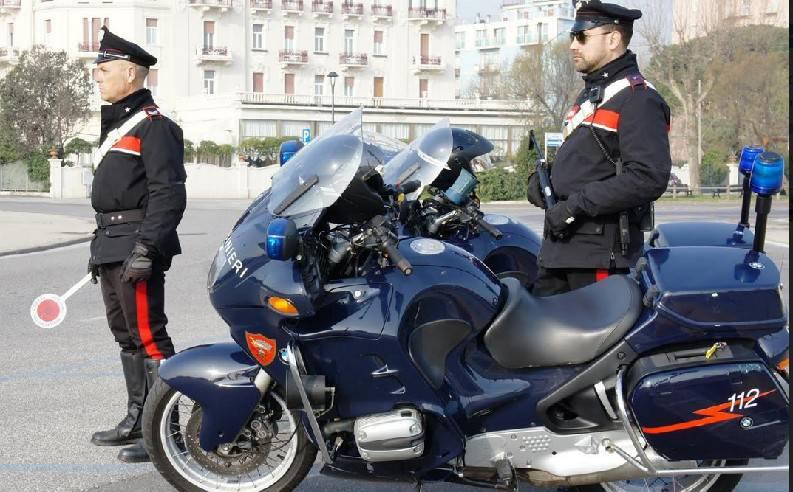 Controlli dei Carabinieri. 8 denunce per guida in stato di ebrezza