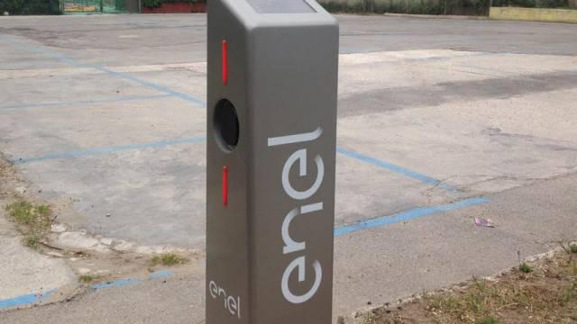 Mobilità elettrica, nuove colonnine a Riccione. Tosi: risposta sostenibile