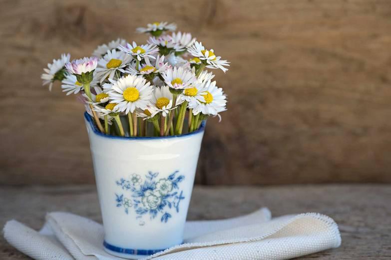 I fiori felici dello slow flowers e del floral design