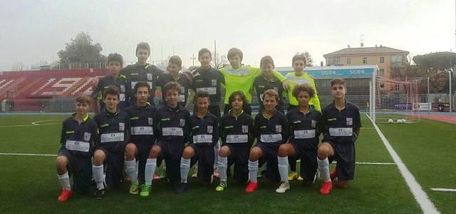 """Torneo """"Cava"""". I Giovanissimi del Rimini FC cedono in finale"""