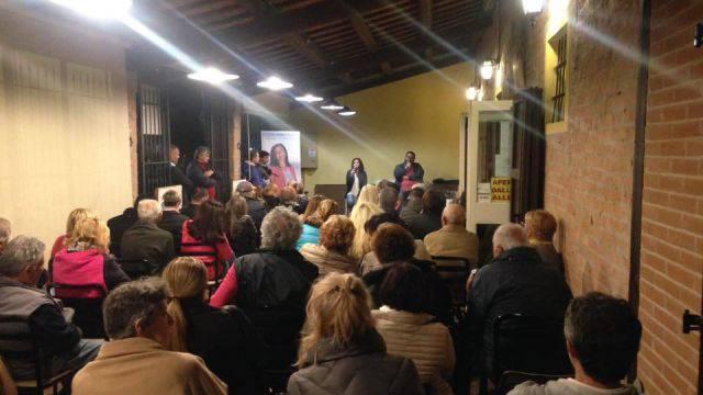 Impianti sportivi e ciclabili, Renata Tosi incontra i cittadini