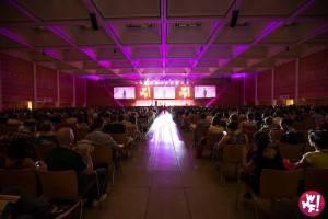 la plenaria della Startup Competition 2016