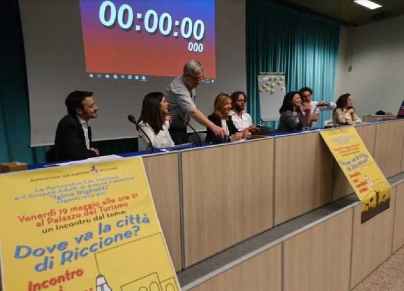 Candidati a confronto venerdì al Palazzo del Turismo (diretta alle 21 su Icaro Tv)