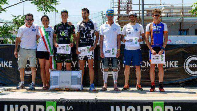 Triathlon Sprint Rubicone Gatteo, Parmigiani