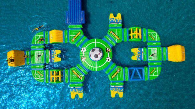Il Goleador Water Stadium