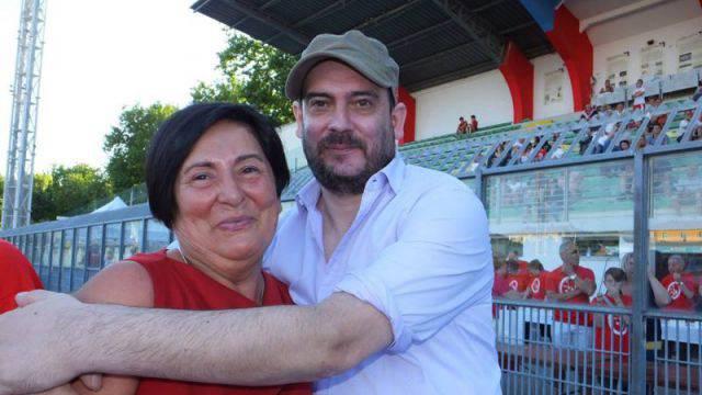 Lelia e Gianni Bellavista
