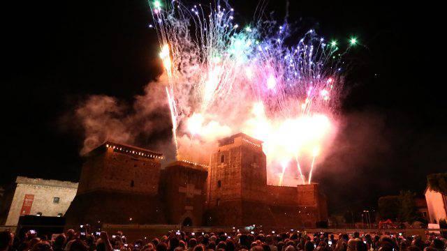 Sigismondo Malatesta, il Castello si illumina per le celebrazioni