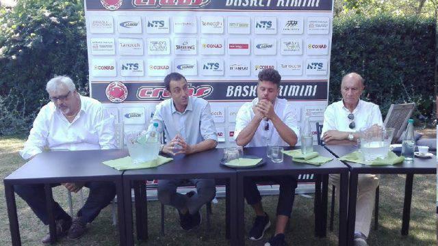 Il Basket Rimini conferma Maghelli. E arriva Radulovic