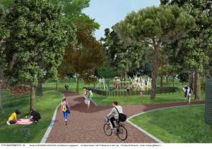 progetto parco ex fornace 3