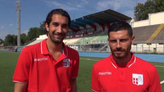 Alex Buonaventura e Alex Ambrosini
