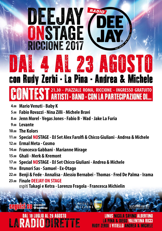 Radio Deejay Italia App Stazione para Android - APK Baixar