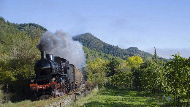 Il mio viaggio slow in treno sulla Transappenninica