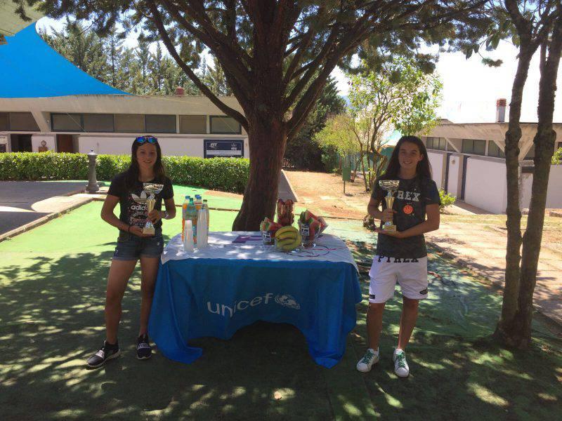 Per Isabella Tcherkes Zade nell'ITF Under 18 di Bruchkobel semifinale in ... - News Rimini