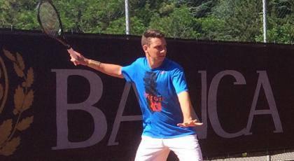 Isabella Tcherkes Zade n.3 del tabellone U18 ITF di Bruchkobel - News Rimini