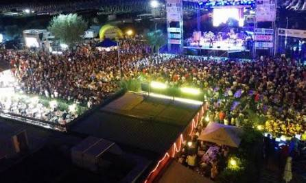 Rose & Crown Summer Festival: i Nomadi fanno il pieno