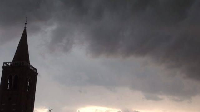 Oggi il temporale, venerdì il fresco